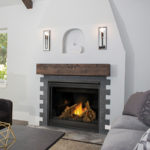 nice gas fireplace designs in alpharetta ga